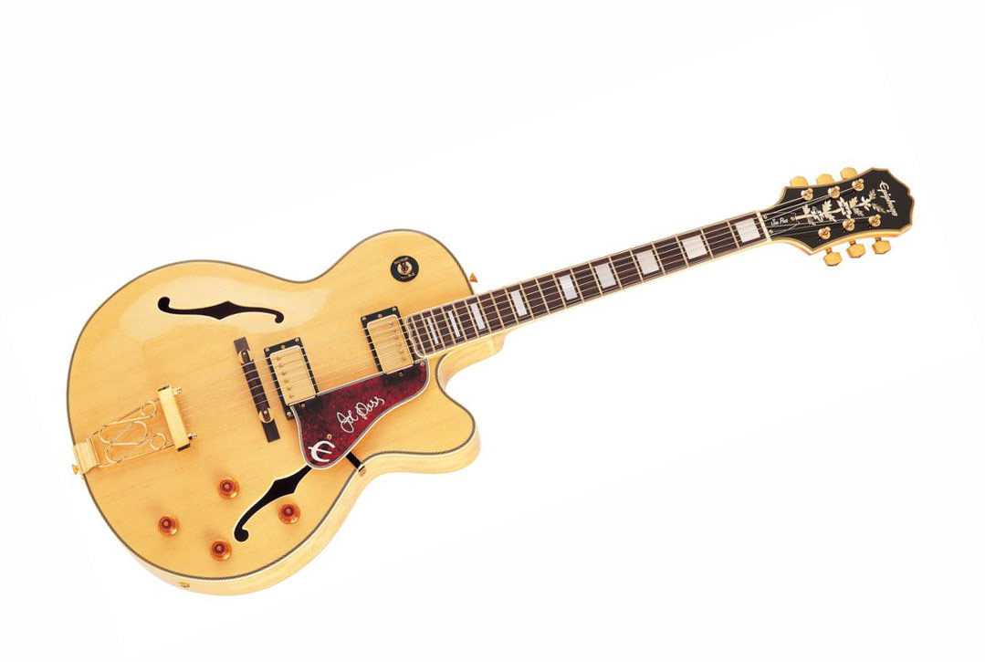 Epiphone Joe Pass Emperor - Natural