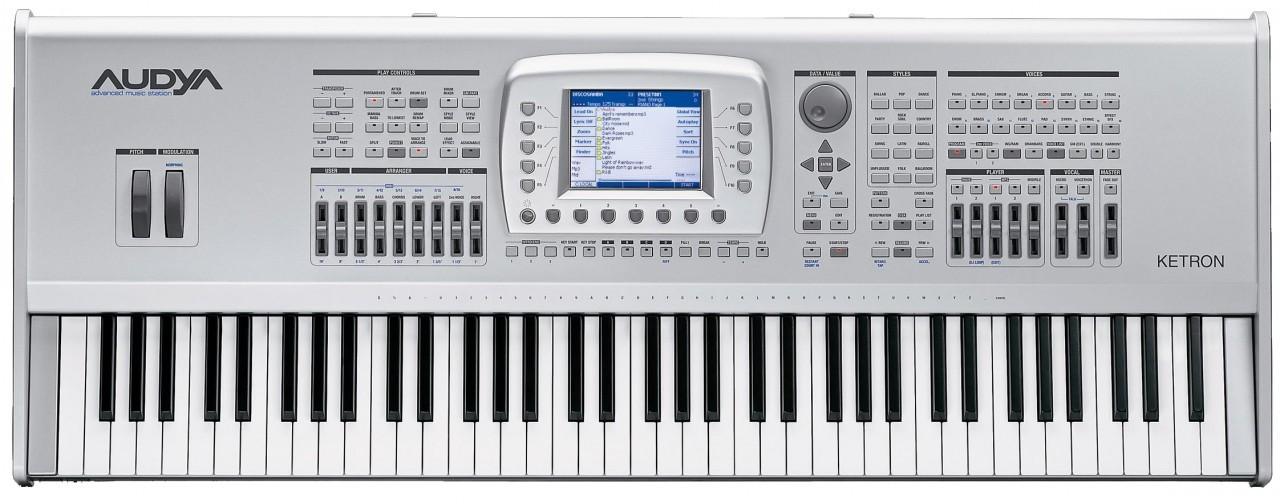 Ketron AUDYA Arranger Keyboard