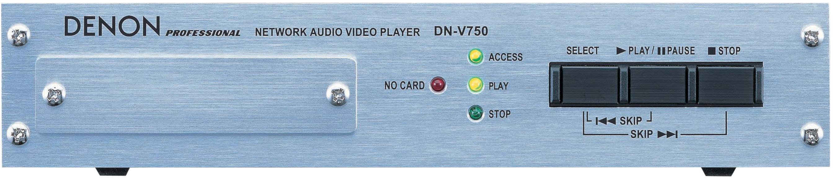 Denon DN-V750 Dvd spiller for PA bruk