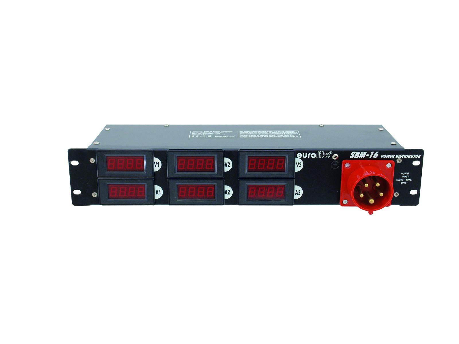 EUROLITE SBM-16 Distributor 16A