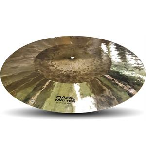 "Dream Cymbals Dark Eclipse Ride 21"" Dark Matter series"