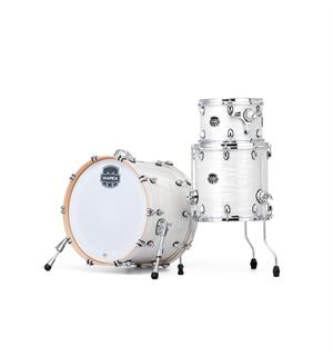 Mapex SVTE401XVW 3-piece shell pack Tour Edition, White Marine, 12-14-20
