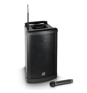 LD Systems Roadman 102 B6 Portable PA with Handheld Microphone