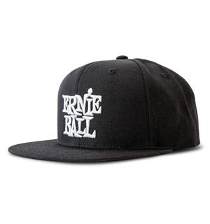 Ernie Ball EB-4154 Logo Hat Black