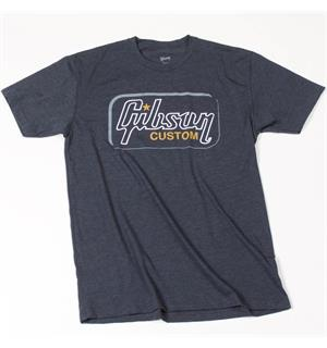 Gibson Custom T (Heathered Gray), Large