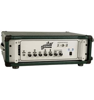 Aguilar DB751-HC-MG Head case for DB751 Monster Green
