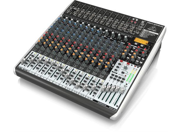 89aa074ce Behringer XENYX QX2442USB Premium Mixer