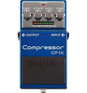 Boss CP-1X Multiband Guitar Compressor