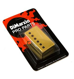 DIMARZIO GG1601G Humbucker Metal Cover F-spaced Gold