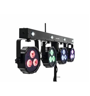 EUROLITE LED KLS-170 Compact Light Set