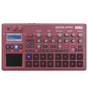 Korg Electribe 2S Red