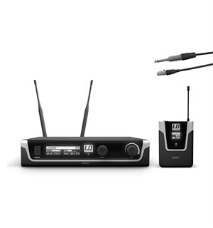 LD Systems U508 BPG Wireless Inst System with Bodypack and Guitar Cable