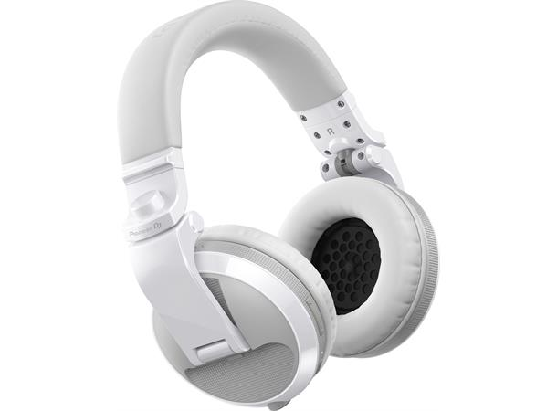 1ce27615 Pioneer DJ HDJ-X5BT-W hodetelefon, hvit DJ Bluetooth over-ear - Evenstad  Musikk