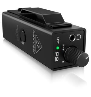 Behringer Powerplay P2 Personal In-Ear Monitor Amplifier