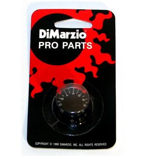 DIMARZIO DM2100BK Speed Knob Black