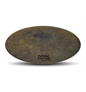 "Dream Cymbals Dark Moon Ride - 22"" Dark Matter series"