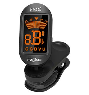 Fzone FT-440 clip-on tuner