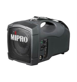 Mipro MA-101G Mini lydanlegg 45 watt med 2.4GHz mottaker for ACT-24x sendere