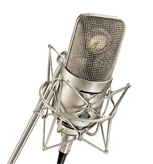 Neumann M 149 Tube microphone 9 Directional patterns