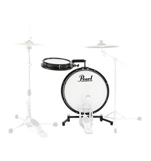 "Pearl PCTK-1810 Compact Traveler Kit 18"" BD & 10"" SD"