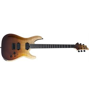 Schecter C-1 SLS Elite Antique Fade Burst 1350