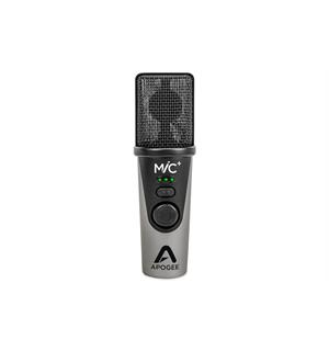 Apogee MiC+ USB mikrofon Til iPad, iPhone, Mac og PC