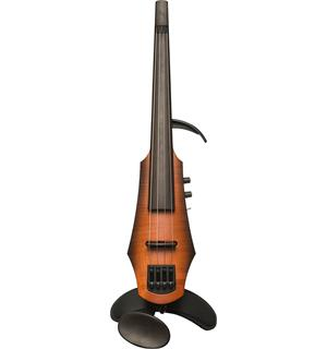 NS DESIGN NXT4a-VA-SB Electric Viola 4-str. Aktiv, Sunburst