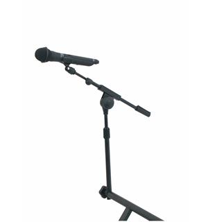 DIMAVERY Microphone Arm For Keyboard Stands