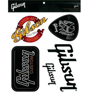 Gibson S & A Gibson Sticker Pack