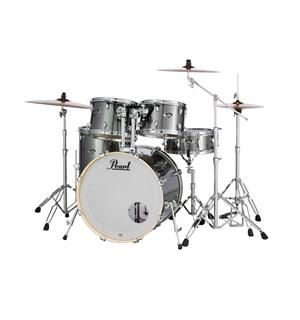 "Pearl Export EXX725SBR 22"" Fusion Inkl HW og Cymbaler - Smokey Chrome"