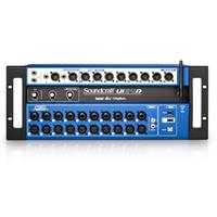 Soundcraft Ui24R Remote-mikser Innebygget WiFi. 24 inputs, DSP mm