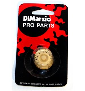 DIMARZIO DM2100CR Speed Knob Cream