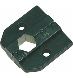 Klotz BNCZ1R273T crimp insert for Telegärtner Group 273 BNC connectors