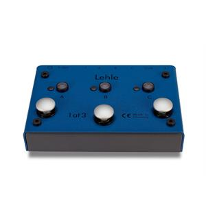 Lehle 1at3 SGoS Programmerbar True Bypass Switch