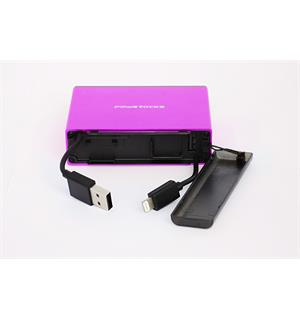 PoweRocks Magic Cube 6000mAh Lightning Edition - Rose