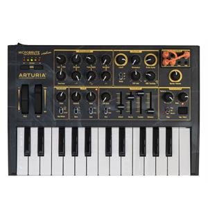 Arturia Microbrute Creation Edition Analog Synth