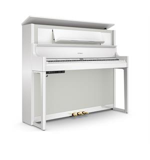 Roland LX708 Digitalpiano Polished White