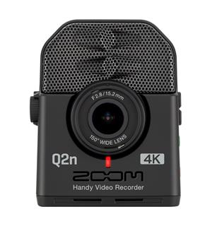 Zoom Q2n-4K Handy Video Recorder 4K-kamera for musikere