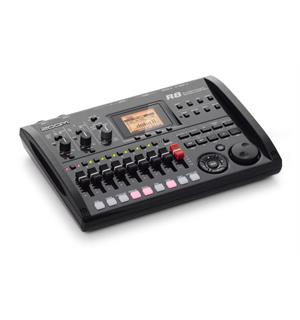 Zoom R8 recorder, interface, controller, sampler
