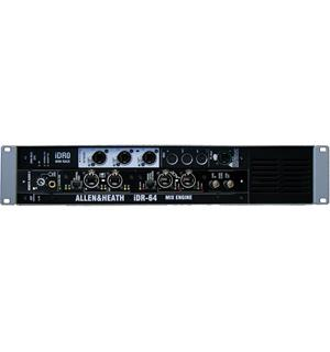 A&H iDR0 2U rack  DSP(no audio sockets) includes RAB2