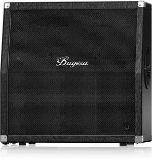 "Bugera 412TS 4x12"" Guitar Cabinet with Original TURBOSOUND Speakers"