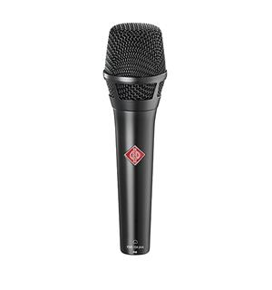 Neumann KMS 104 plus BK (sort matt) Kardiode