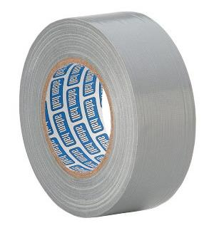 Adam Hall Accessories 58063 S - Gaffer Premium Tapes silver