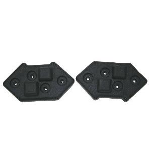 Adam Hall Hardware 4939 - Plastic Stacking Foot for Corner M
