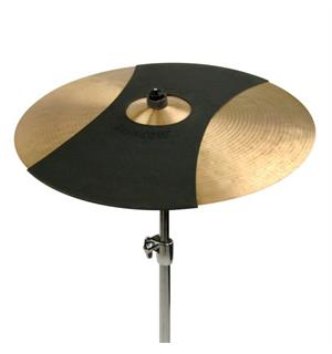 "Evans SO22RIDE 22"" Dempeplate cymbal"
