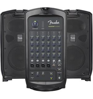 Fender Passport EVENT Black 375 Watts