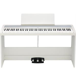 Korg B2NSP White Digital Piano with Stand