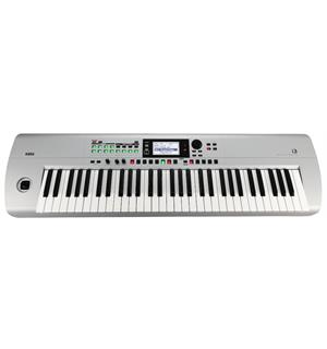 Korg I3-MS Workstation Matte Silver