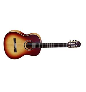 Ortega Honey Suite Klassisk gitar 4/4 Size, Medium neck
