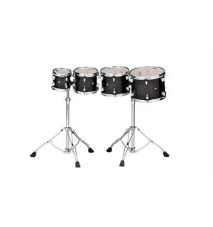 Tama CCLT4H-TPB Consert Tom Tom 4pcs set, High Pitch